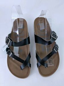 Mad Love 9 Prudence Footbed Sandals Strap Footed